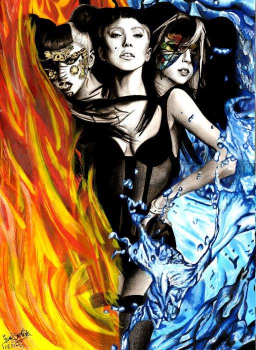 Lady Gaga by jb71
